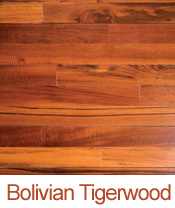 Bolivian Tigerwood