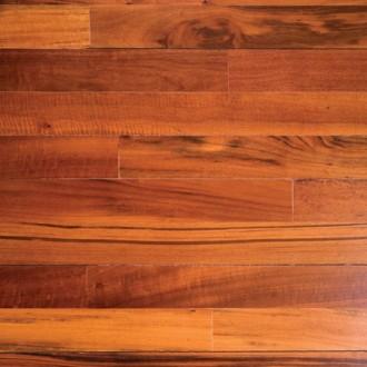 Bolivian Tigerwood Flooring Sample